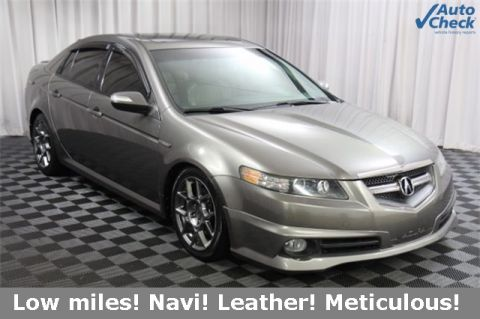 Pre-Owned 2007 Acura TL Type S