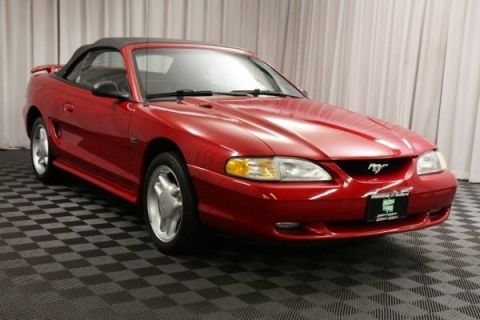 Pre-Owned 1995 Ford Mustang GT
