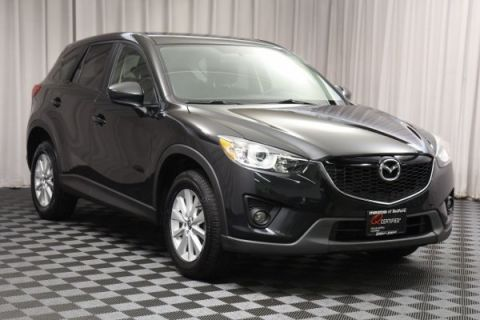 Certified Pre-Owned 2013 Mazda CX-5 Touring