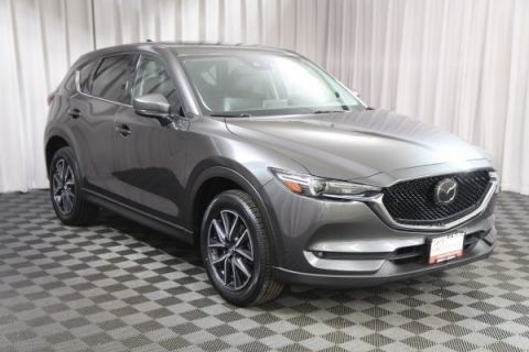 Certified Pre-Owned 2017 Mazda CX-5 Grand Touring