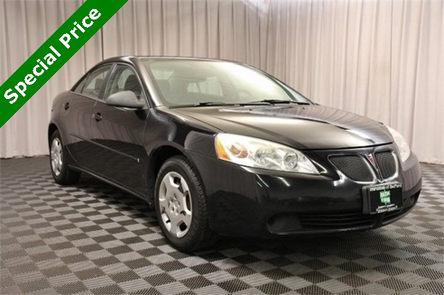 Pre-Owned 2007 Pontiac G6 Value Leader