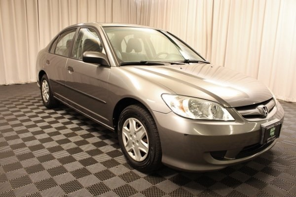 Pre-Owned 2005 Honda Civic VP
