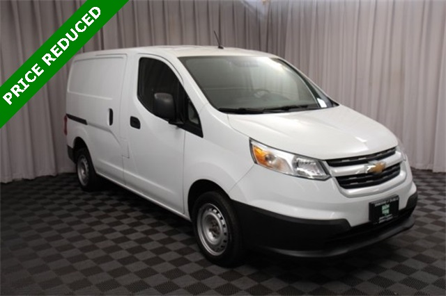 Pre-Owned 2015 Chevrolet City Express 1LT