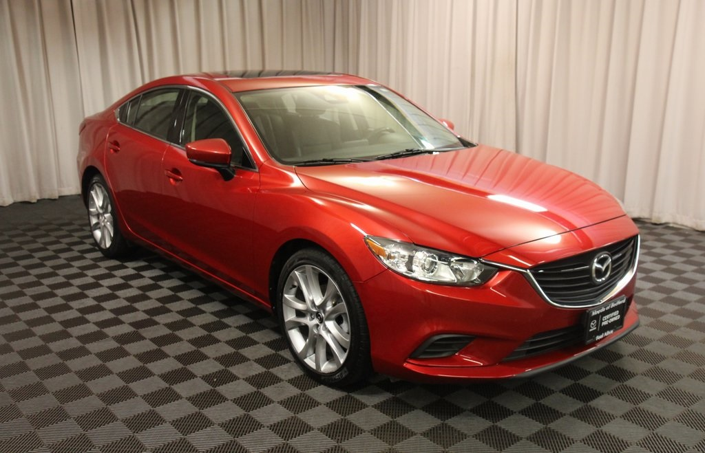 Certified Pre-Owned 2017 Mazda6 Touring