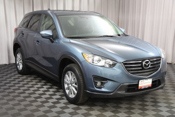 certified pre-owned 2016 mazda cx-5 touring 4d sport utility in