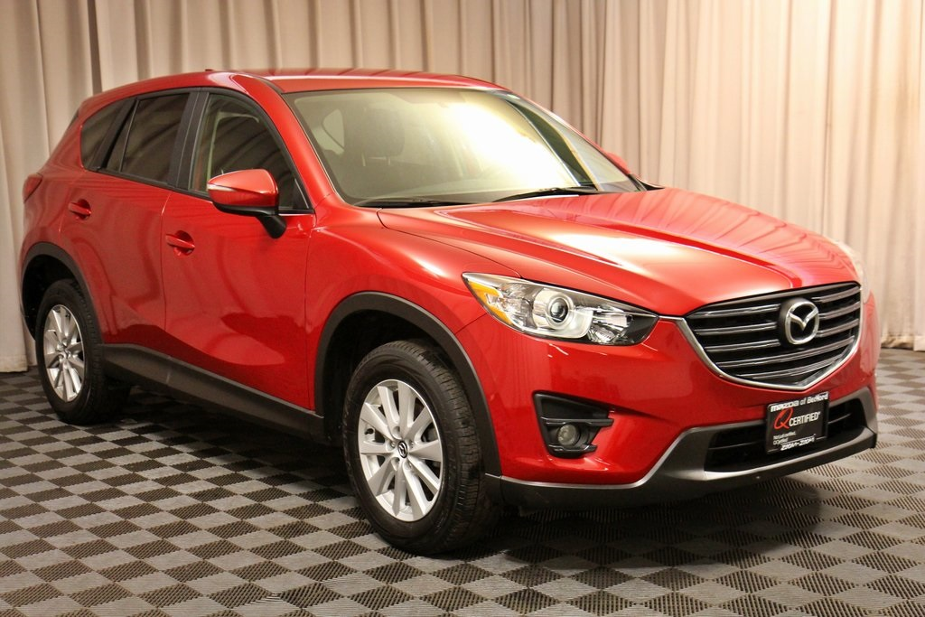 Used Mazda Cx 5 Touring Bedford Oh