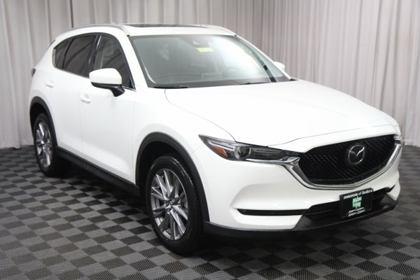 New 2019 Mazda CX-5 Grand Touring Reserve AWD 4D Sport Utility