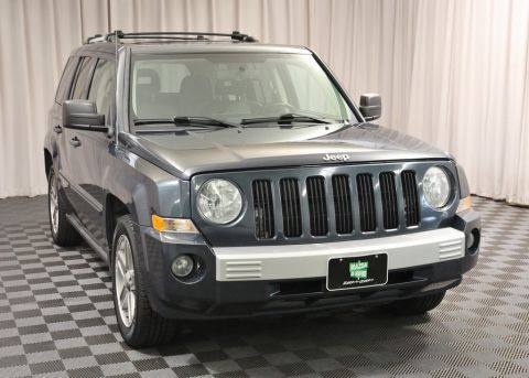 Pre-Owned 2007 Jeep Patriot Limited