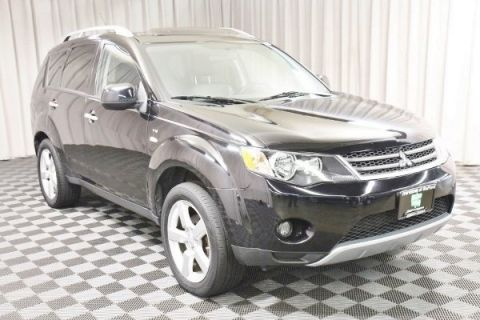 Pre-Owned 2008 Mitsubishi Outlander XLS