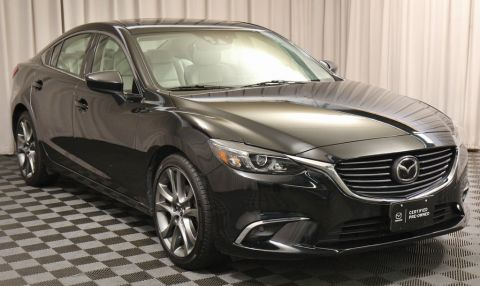 Certified Pre-Owned 2016 Mazda6 i Grand Touring W/Tech Package