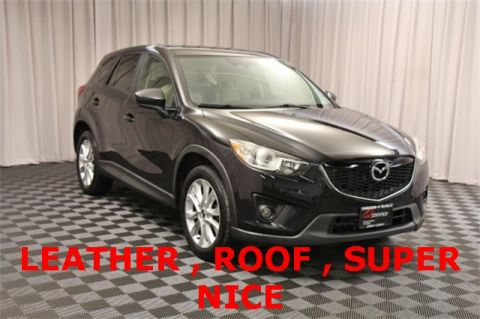 Certified Pre-Owned 2013 Mazda CX-5 Grand Touring