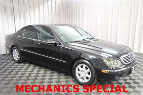 Pre-Owned 2000 Mercedes-Benz S-Class S 500